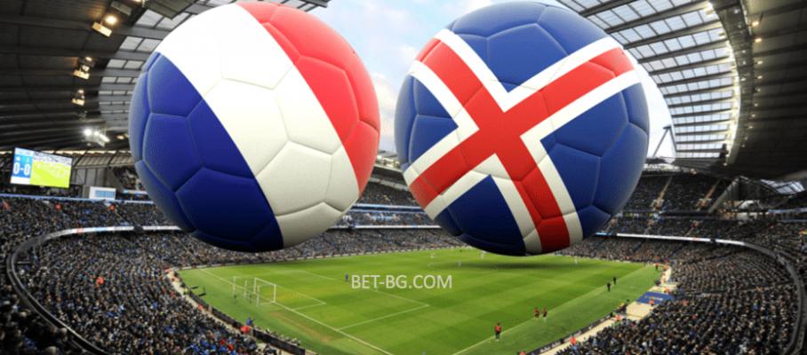 франция - исландия бет365