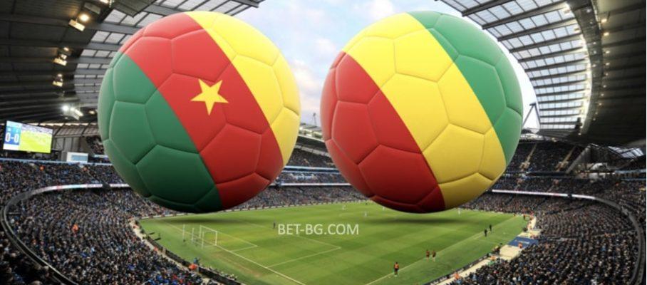 камерун - гвинея bet365
