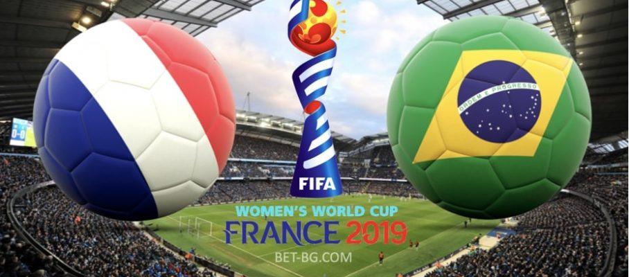 франция - бразилия bet365