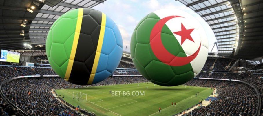 танзания - алжир bet365