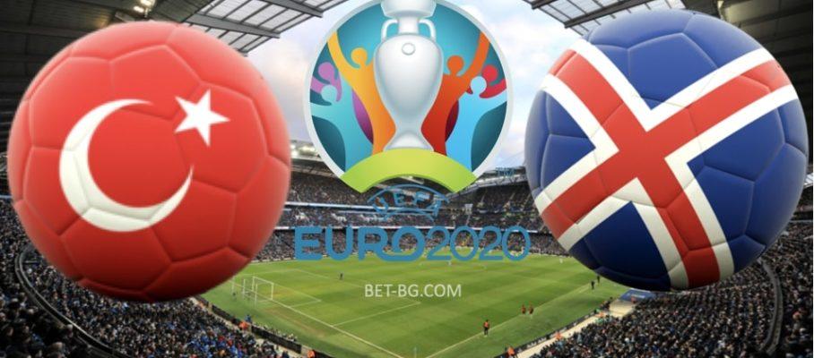 турция - исландия bet365